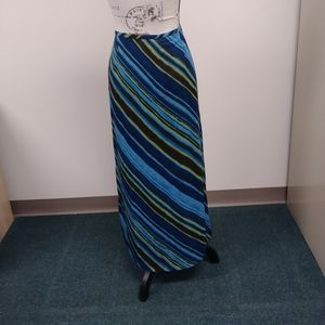 Style & Co Collection maxi skirt multicolor sz 12